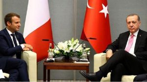Erdoğan'ın ziyareti öncesi Fransa'dan kızdıracak açıklama!