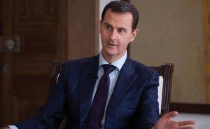 Esad'dan Afrin hakkında ilk açıklama!