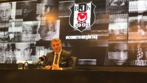 Beşiktaş Başkanı Fikret Orman yeni iletişim kampanyasını açıkladı