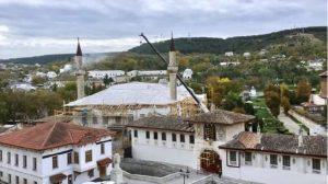 """Kırım Tatarlarından Cumhurbaşkanı Erdoğan'a """"Hansaray"""" mektubu"""