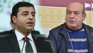 Hasip Kaplan, Selahattin Demirtaş ile cezaevinde görüştü