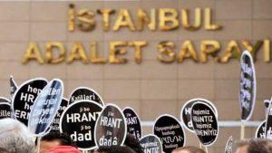 Hrant Dink Davasının 17. duruşması yapıldı