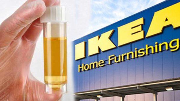 IKEA kadınların idrarlarını reklama yapmasını istedi: İşte o ilginç kampanya