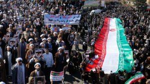 İran Devrim Muhafızları açıkladı: İsyancılar yenildi