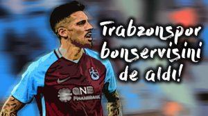Trabzonspor, Jose Sosa'nın bonservisini aldı