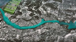 Kanal İstanbul Projesi'nin güzergahı açıklandı!
