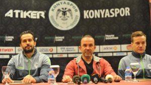 Mehmet Özdilek: Puan olarak olmasa da oyun olarak yükseklerdeyiz