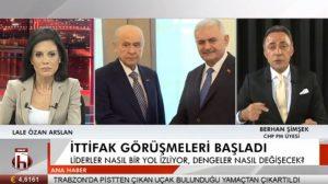 Berhan Şimşek, AKP-MHP ittifakını değerlendirdi