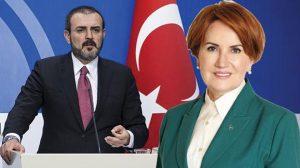 AKP'den Meral Akşener'e cevap!
