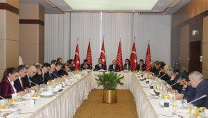 Kemal Kılıçdaroğlu medya temsilcileriyle buluştu