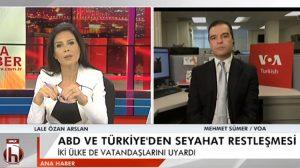 ABD neden Türkiye'ye seyahat uyarısında bulundu?