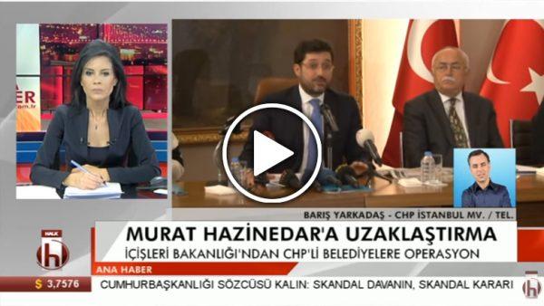 CHP'li Yarkadaş'tan ilk değerlendirme!