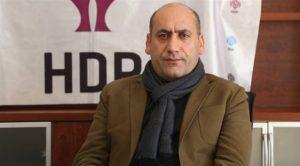 HDP'li Nadir Yıldırım hakkında tutuklamaya yönelik yakalama kararı