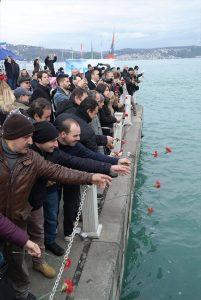 Nazım Hikmet'e Türkiye'de son ayak bastığı yerde anma…