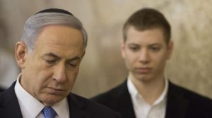 Netanyahu'yu zorda bırakan ses kaydı: Oğlu striptiz kulübünde gaz anlaşmasını söyledi
