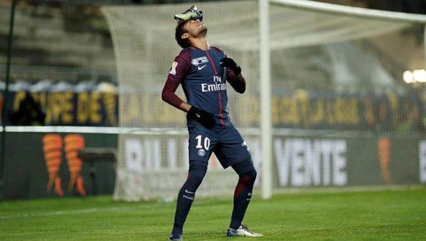 Neymar'ın gol sevincindeki sır ortaya çıktı