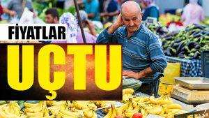 Kuraklık söylentileri gıda fiyatlarını uçurdu
