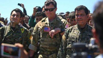 Pentagon Sözcüsü PYD sorusunu geçiştirdi!