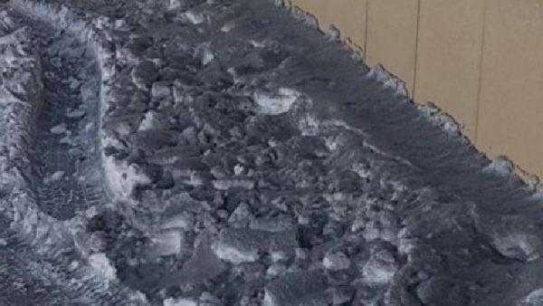 Kazakistan'da siyah kar yağdı… Ülkede acil durum ilan edildi!