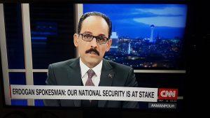 Erdoğan'ın sözcüsü Kalın CNN International'a konuştu: ABD ile çalışırsak büyük çıkarlarımız olur