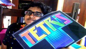 Hayali Tetris ile evlenmek