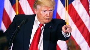 Tek tek açıkladı: İşte Trump'ın 'yalan haber' şampiyonları…
