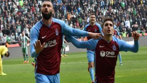 Atiker Konyaspor- Trabzonspor:2-2