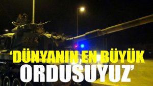 Ünlü isimlerden Afrin harekatı mesajları
