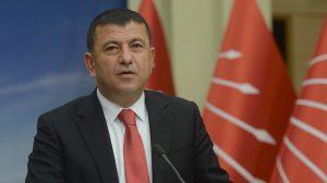 "CHP'li Veli Ağbaba: ""Teslim olmayacağız!"""