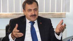 Veysel Eroğlu'dan kuraklık açıklaması