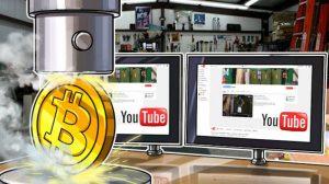 Youtube uyardı: Bitcoin virüsü ile bilgisayarlarınızı…