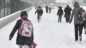 Kar tatili haberleri peş peşe geliyor! İşte okulları tatil olan iller!