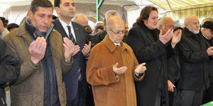 10. Cumhurbaşkanı Ahmet Necdet Sezer, o ismin cenazesine katıldı