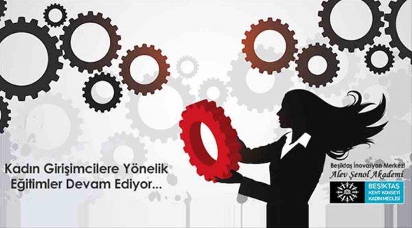 Beşiktaş Belediyesi'nden kadın girişimcilere destek