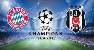Bayern Münih – Beşiktaş maçına sürpriz hakem