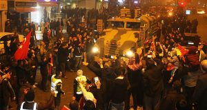 Kahramanmaraş'ta Mehmetçiğe sevgi seli