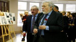 Karlov anısına sergi açıldı