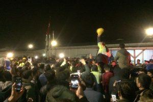 3.Havalimanı'nda işçiler ayaklandı