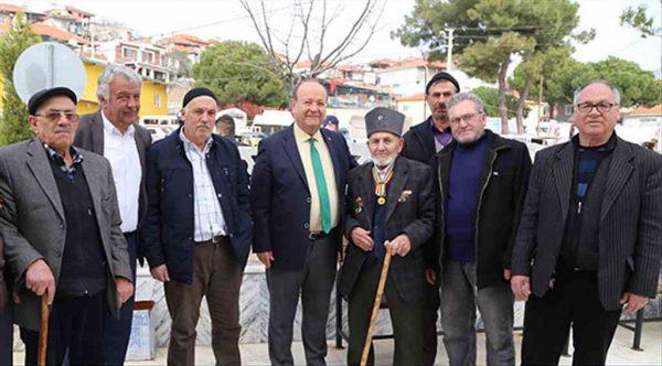 Efeler Belediye Başkanı Özakcan vatandaşlarla buluştu