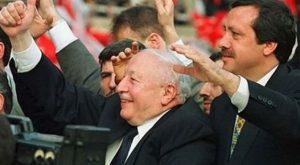 CHP'li Özkoç'tan Erdoğan göndermeli Erbakan konuşması