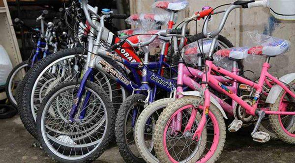Ataşehir'deki 'İlk Hayalim İlk Bisikletim' kampanyası büyüyor