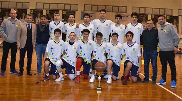 Edremit Belediyesi Gürespor Balıkesir il şampiyonu oldu