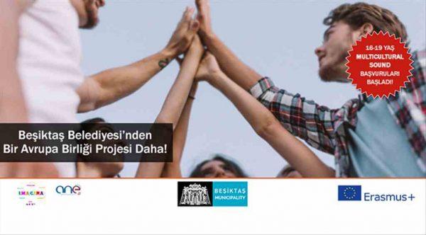 Beşiktaş Belediyesi'nden yeni Avrupa Birliği projesi