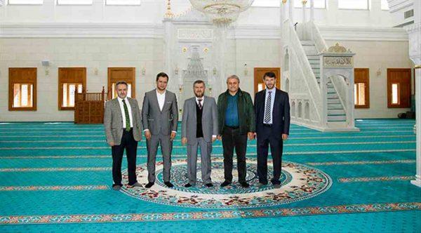 Türkiye'de bir ilk olan Döşemealtı Müze Camii ibadete hazır