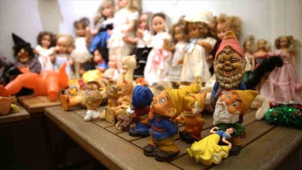 Buca Belediyesi'nde oyuncaklarla tarihi bir seyir…