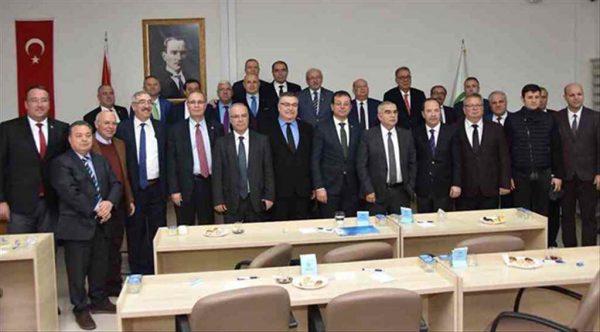 Trakya belediye başkanları Alpullu için toplandı