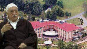 Gülen'in malikanesini anlattı, cezası indi
