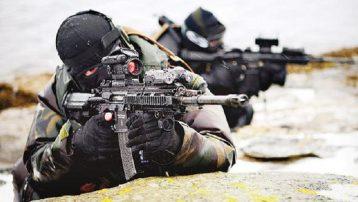 SAS'lar da Afrin'de