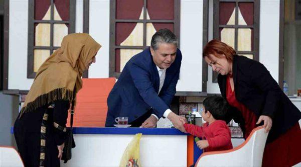 Muratpaşa Belediyesi'nde yılın 6. randevusuz görüşmesi