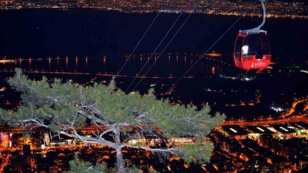 Balçova Teleferik Tesisleri yıllık bakıma giriyor